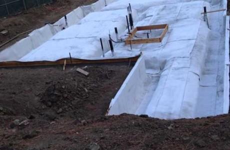 Below Slab Waterproofing